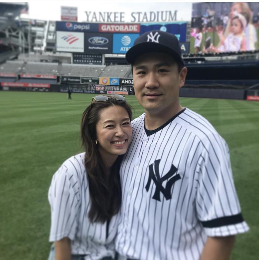 美しすぎる野球選手の妻・彼女達㊶田中将大&里田まい | | BBNews