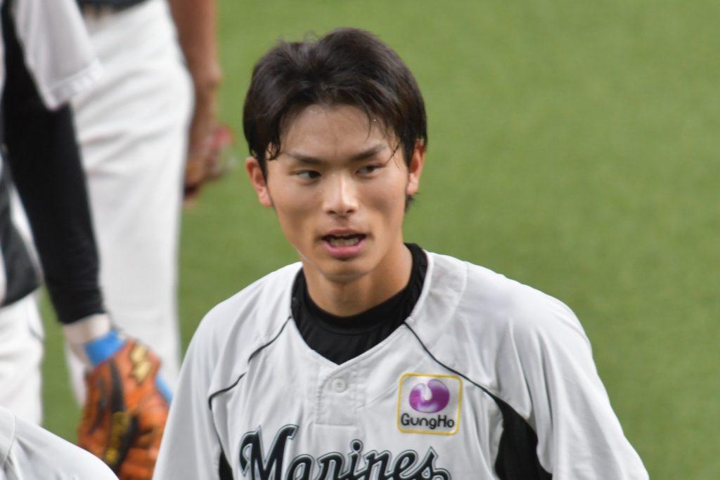 ロッテ和田康士朗、初スタメンでプロ初安打 | | BBNews
